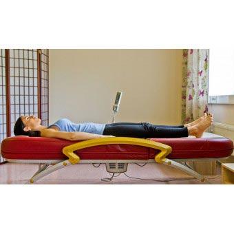 Польза от использования массажных кроватей